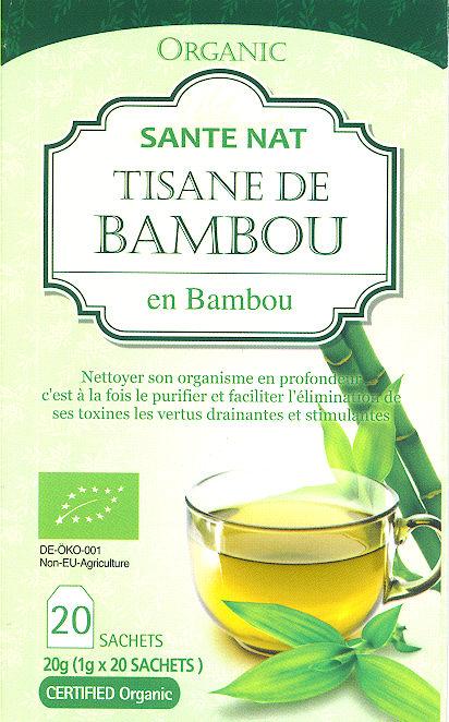 Tisane Bio de Bambou (1/3)